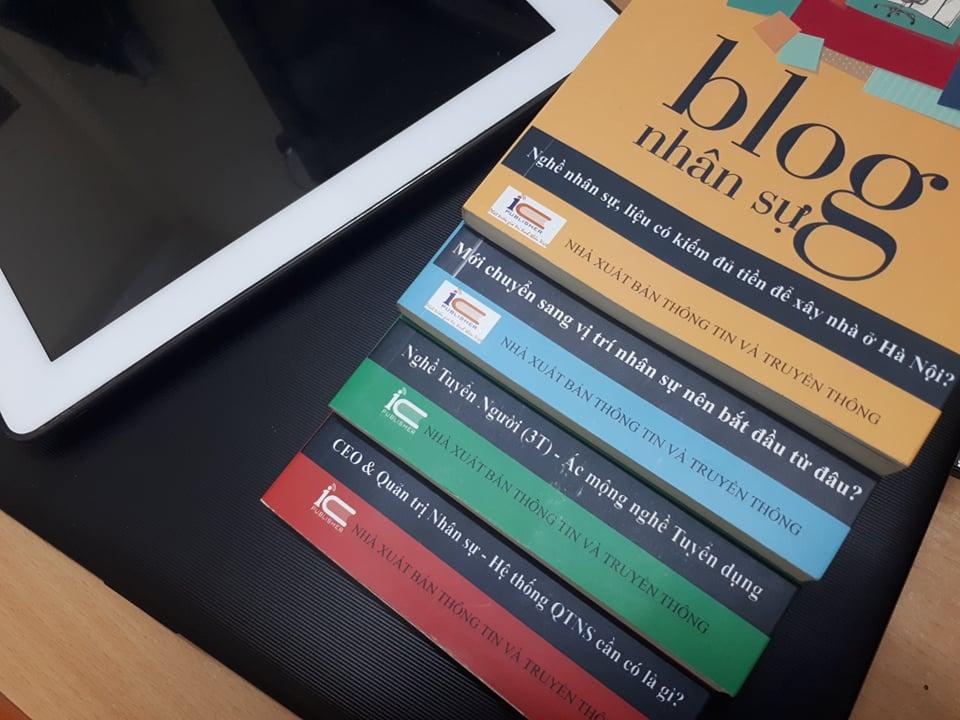 Sách Blog Nhân sự – Quản trị Nhân sự theo góc nhìn từ cuộc sống